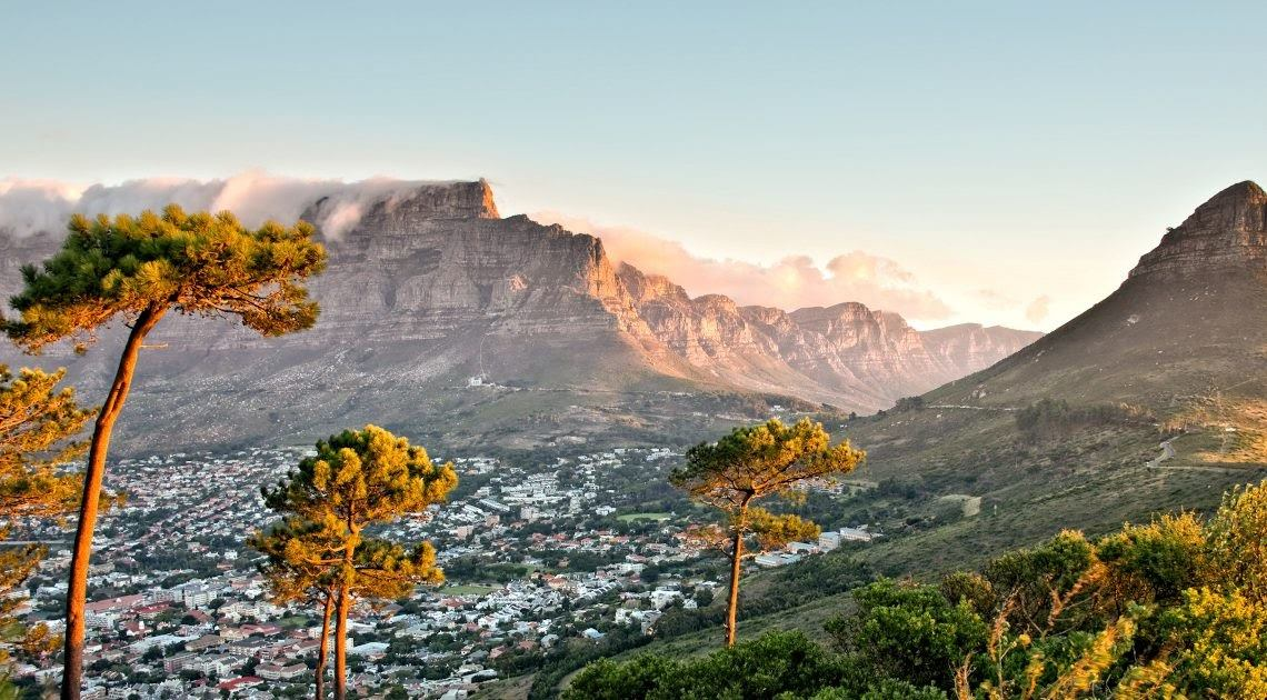 A Weekend Getaway To Cape Town