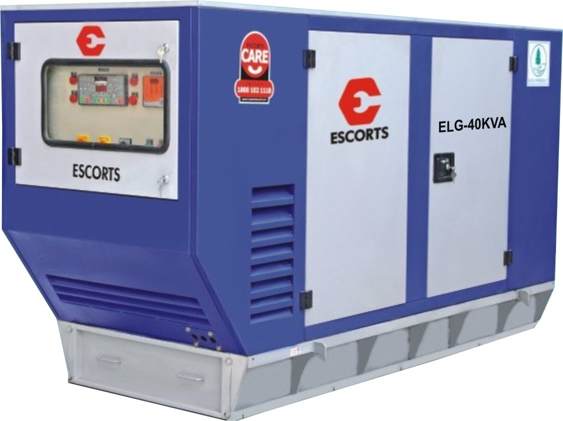 40 kVA Generator Price in India