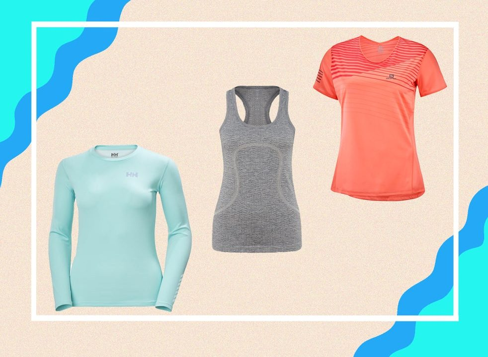 The 4 Best Latest Shirts and Tank Tops for Runners