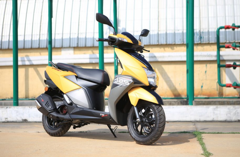 TVS Ntorq 125 review - The TVS scooter every youngster wants